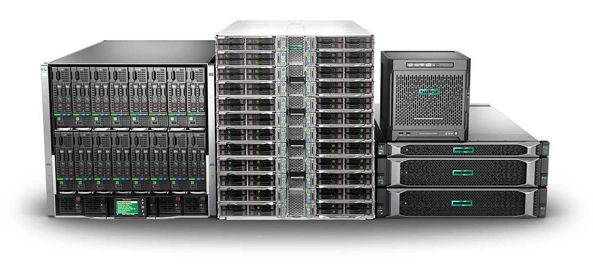 Gen10 Servers - HPE - Headlands Associates